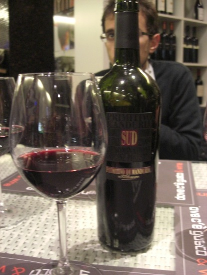 Italian Red Wine Primitivo