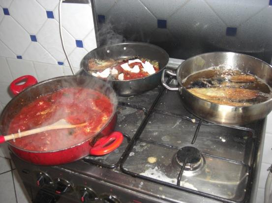 complex cooking