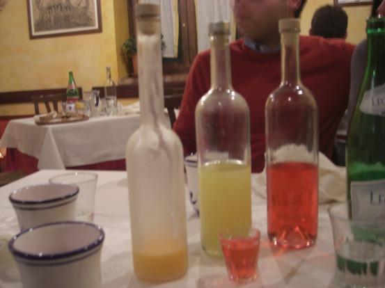 home made liqueur
