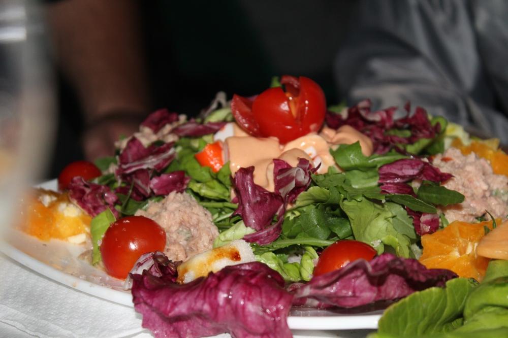 Huge salad 1